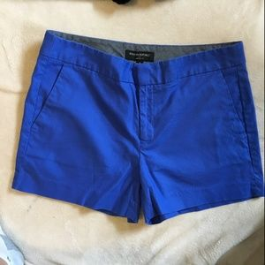 Banana Republic Factory Hampton Fit Shorts SZ 8